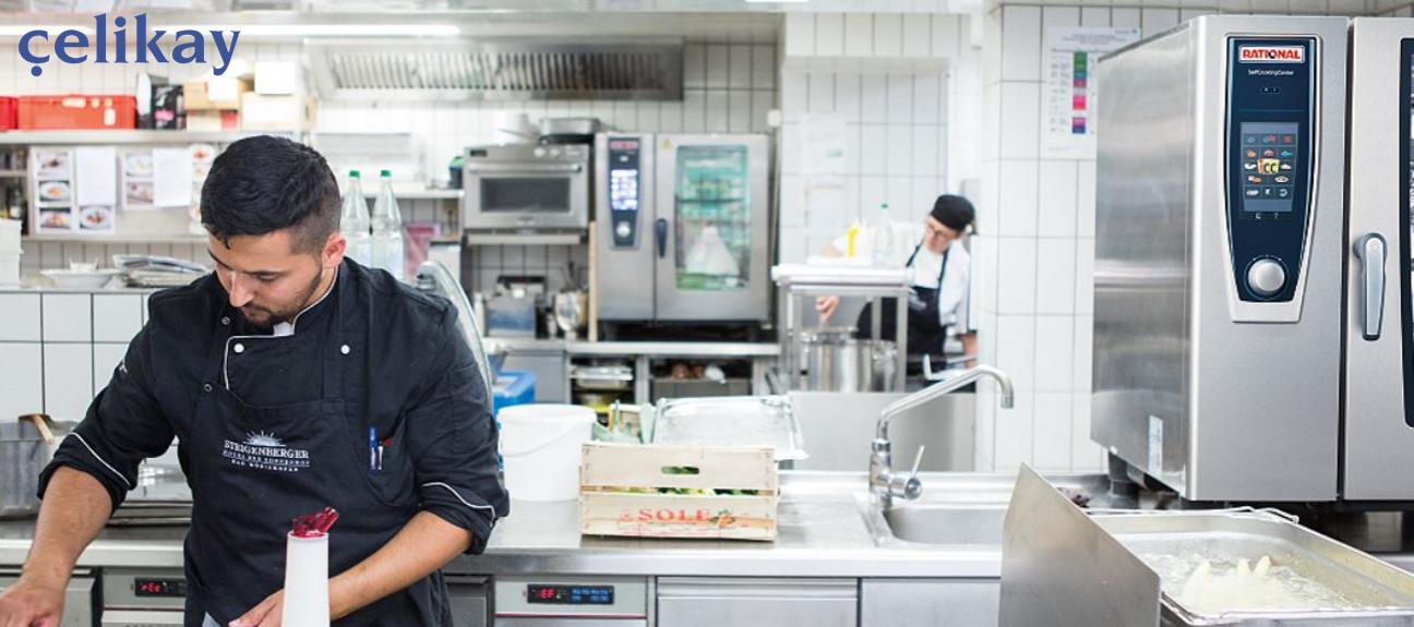 Endüstriyel Mutfak ve Proje
