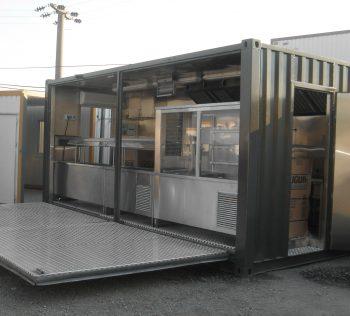 Mobil / Konteyner Mutfak